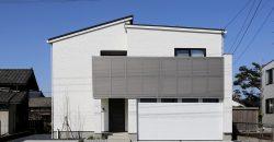 新発田城北町モデルハウス