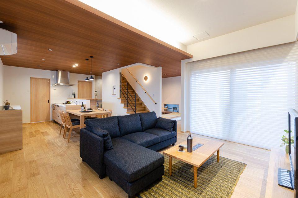 木津モデルハウス