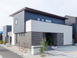 富山市開モデルハウス