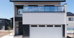 滑川市上島モデルハウス3