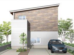 荒川モデルハウス*NEW OPEN!*コンパクトなZEH住宅