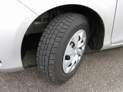 冬に向けてのクルマのタイヤの準備はお済ですか?スタッドレスタイヤへの交換