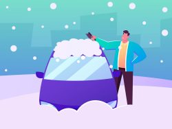 もしもの大雪で足止めさせたときに役立つ、車に備えるグッズを紹介