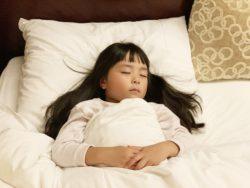 夏休みだから見直したい。子どもの睡眠