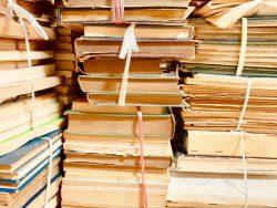 書類と本の整理方法